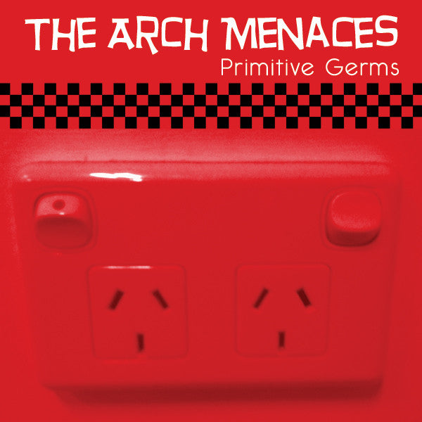 Arch Menaces - Primitive Germs cd