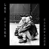 Les Autres - Backwards cd