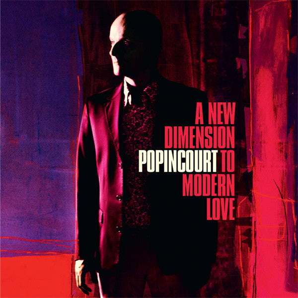 Popincourt - A New Dimension To Modern Love cd/lp