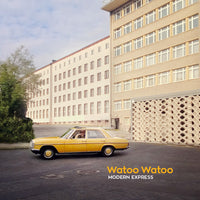 Watoo Watoo - Modern Express cd