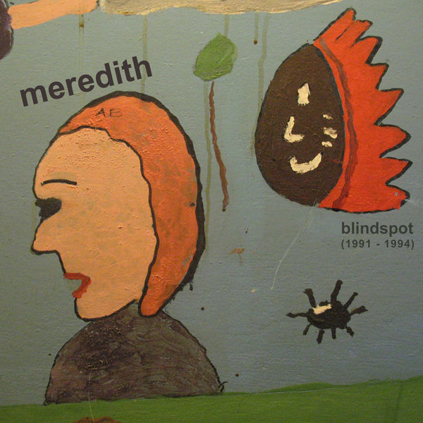 Meredith - Blindspot cd