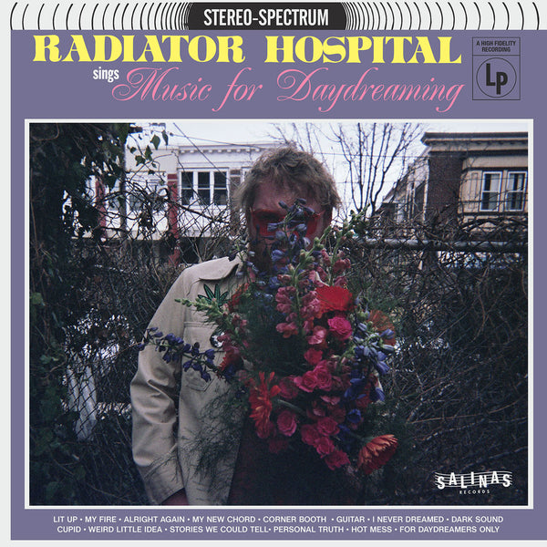 Radiator Hospital - Sings Music For Daydreaming lp