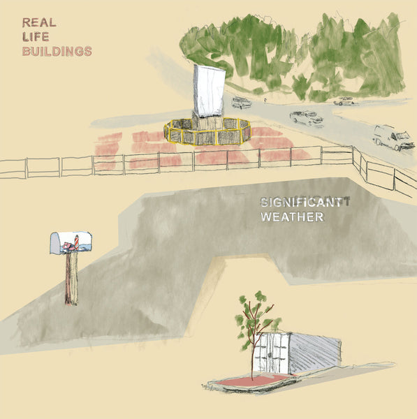 Real Life Buildings - Significant Weather lp