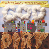 Red Pony Clock - God Made Dirt cd