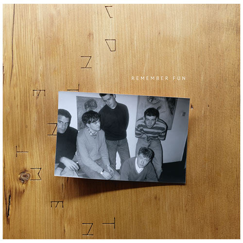 Remember Fun - Contentment cd/lp