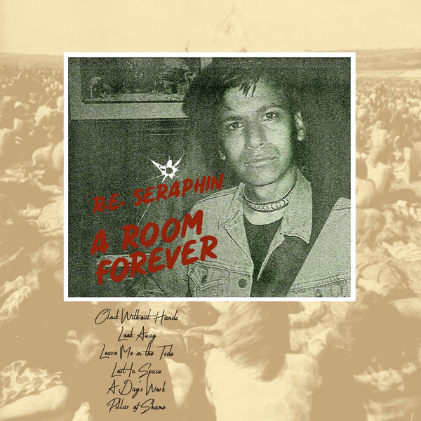 Seraphin, R.E. - A Room Forever EP lp