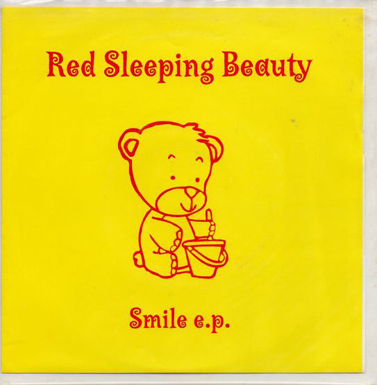 Red Sleeping Beauty - Smile EP 7""