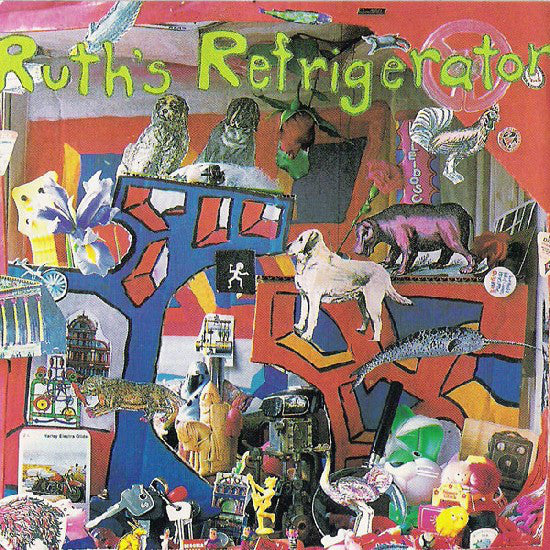 Ruth's Refrigerator - A Lizard Is A Submarine On Grass dbl cd