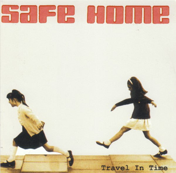 Safe Home - Travel In Time EP cdep
