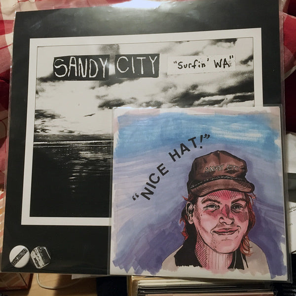 Sandy City - Instant Record Collection! set