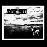 Sandy City - Surfin' WA lp