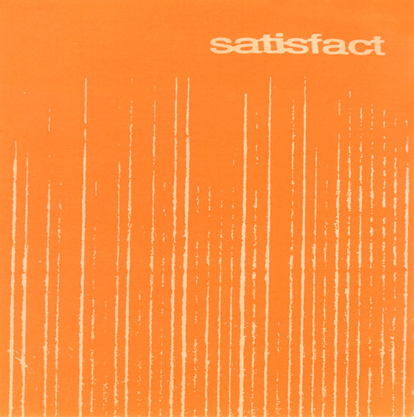 Satisfact - Satisfact cd