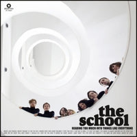 School - Reading Too Much Into Things Like Everything cd/lp