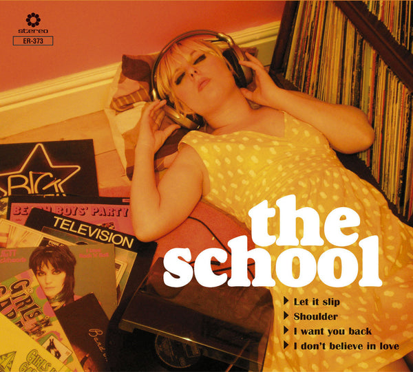 School - Let It Slip EP cdep