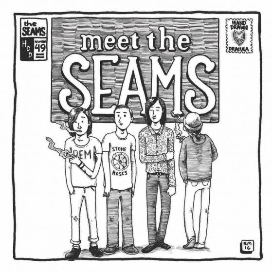 Seams - Meet The Seams cd