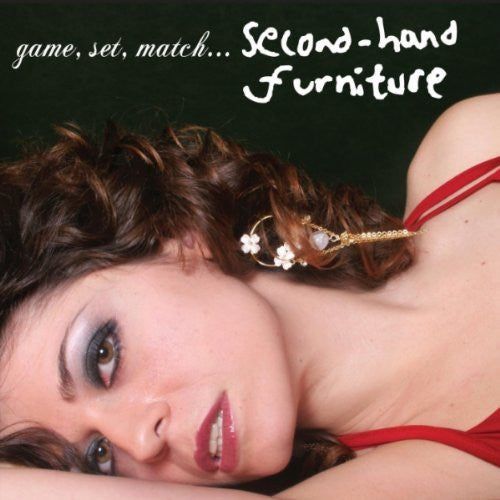 Second-Hand Furniture - Game, Set, Match... cd