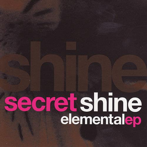 Secret Shine - Elemental EP cdep