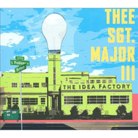 Thee Sgt. Major III - The Idea Factory lp