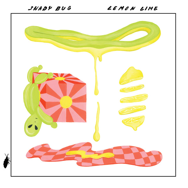 Shady Bug - Lemon Lime lp
