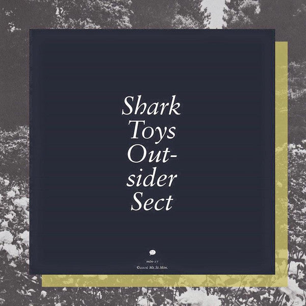 Shark Toys - Outsider Sect lp