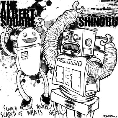 Albert Square / Shinobu - split 7""