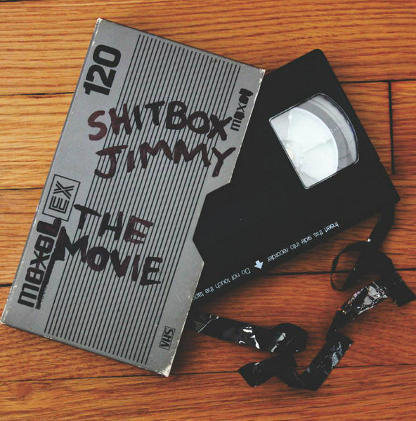 Shitbox Jimmy - The Movie lp