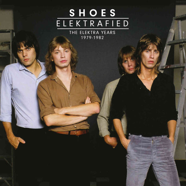 Shoes - Elektrafied: The Elektra Years 1975-1982 cd box