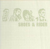Shoes And Rider - Shoes And Rider cd