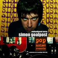 Simon Goalpost - Embankment Verse cd