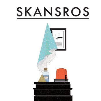 Skansros - Skansros cd/lp