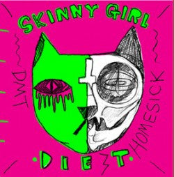 Skinny Girl Diet / Ethical Debating Society - split 7""