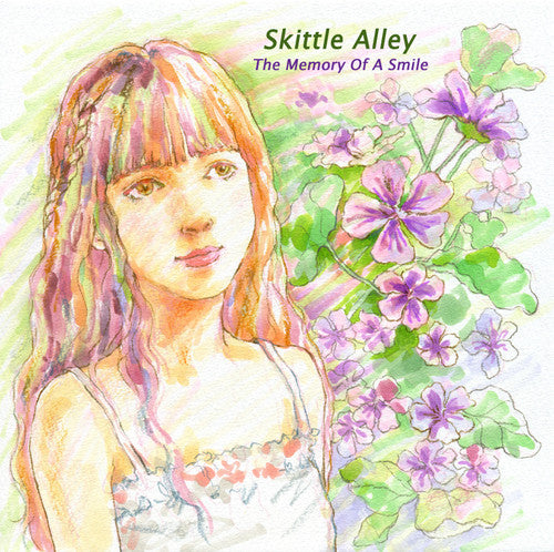 Skittle Alley - The Memory Of A Smile cd