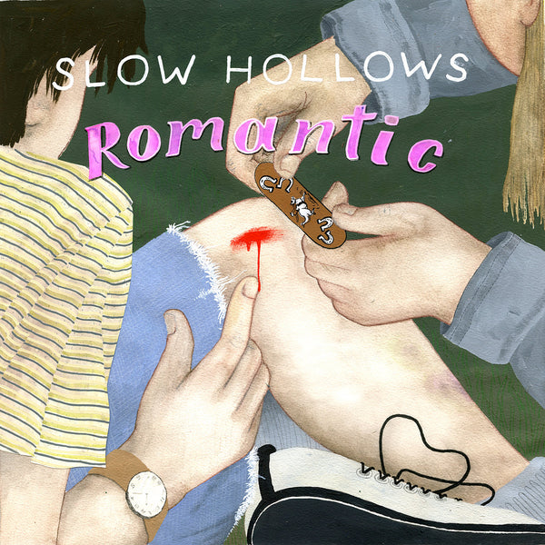 Slow Hollows - Romantic lp