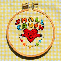 Small Crush - Small Crush cd/lp