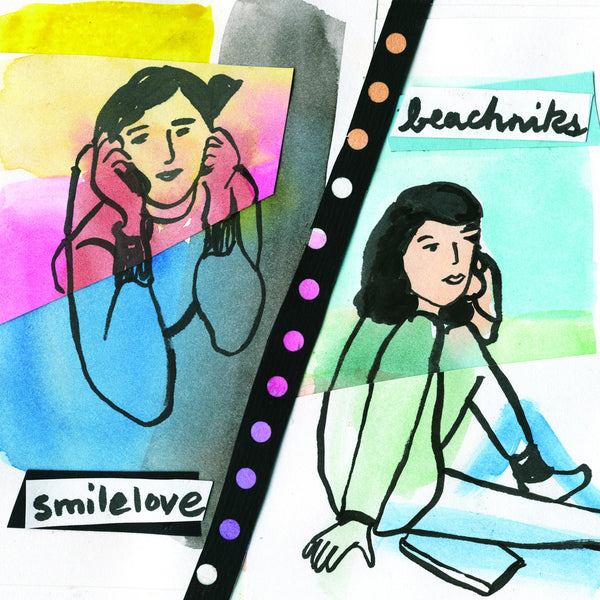 Smilelove / Beachniks - split 7""