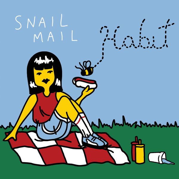 Snail Mail - Habit lp