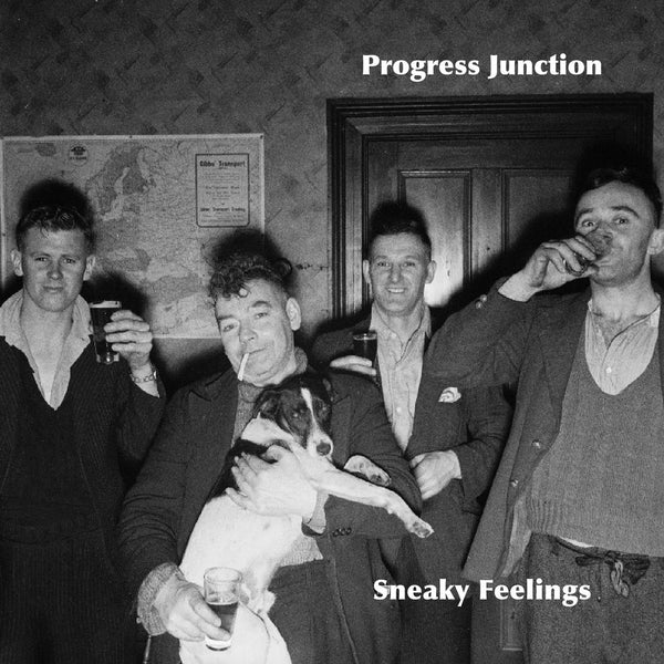 Sneaky Feelings - Progress Junction cd