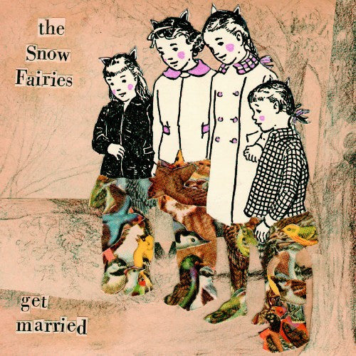 Snow Fairies - Get Married cd