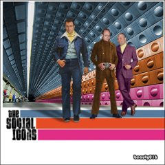 Social Icons - I'm There…You're Here cd