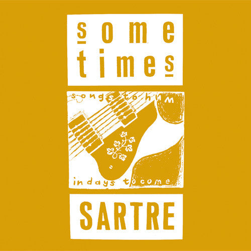 sometimes sartre songs to hum in days to come cd jigsaw records