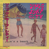 Sonic Surf City - Life's A Beach cd