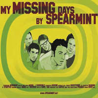 Spearmint - My Missing Days cd