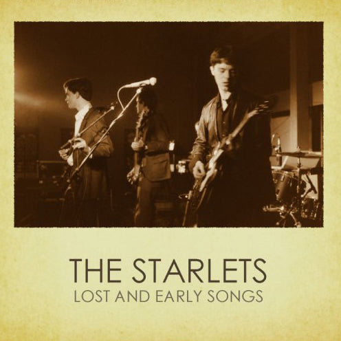 Starlets - Lost And Early Songs cd