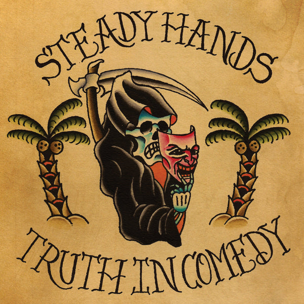 Steady Hands - Truth In Comedy lp