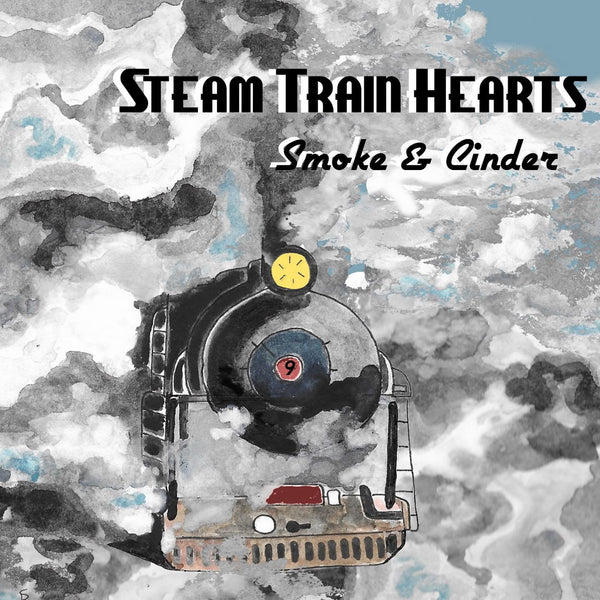 Steam Train Hearts - Smoke & Cinder cd