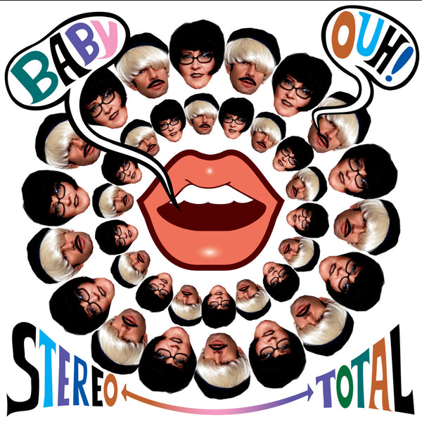 Stereo Total - Baby Ouh! cd