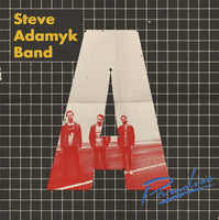 Steve Adamyk Band - Paradise cd