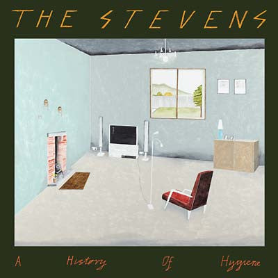 Stevens - A History Of Hygiene cd