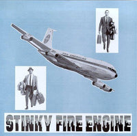 Stinky Fire Engine - Disco City Holiday 7""