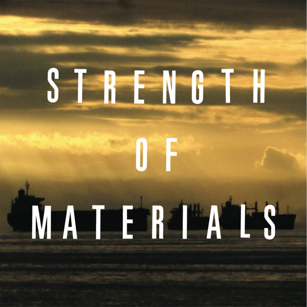 Strength Of Materials - The Promised Year 7""